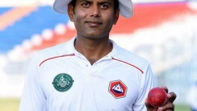 Photo of لیفٹ آرم سپنر نعمان علی: سانگھڑ کی ٹیپ بال سے پاکستانی ٹیسٹ سکواڈ تک